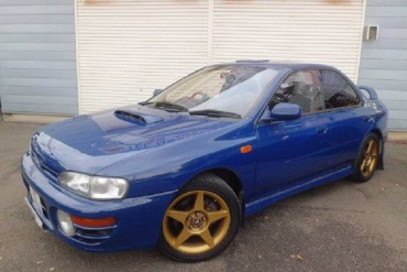 Subaru Impreza WRX STi version 2 V-limited for sale (N. 7833)
