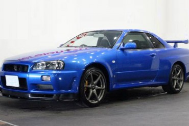 Nissan Skyline GTR R34 V-Spec II Nur for sale (N.7844)