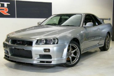 Nissan Skyline GTR R34 V-Spec II for sale (N.7849)
