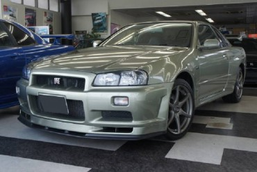 Nissan Skyline GT-R R34 M Spec Nur for sale (N.7863)