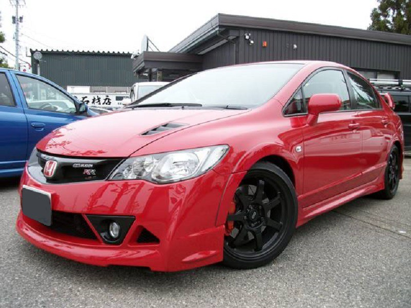 Hondas For Sale >> Honda Civic Mugen Rr For Sale