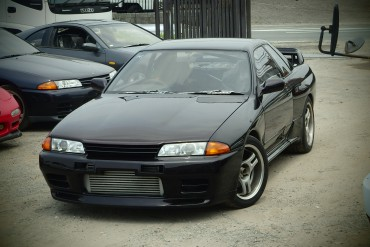 Skyline GTR R32 2.8L full tune sale in Japan (N.7870)