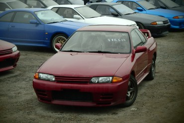 Nissan Skyine GTR for sale (7876)