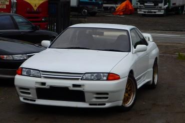 Nissan Skyline GTR for sale (N.7884)