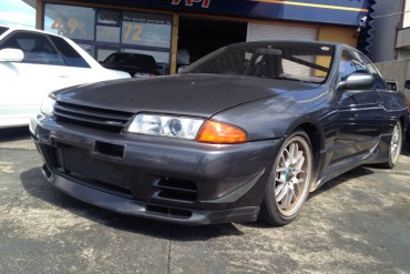 Nissan Skyline coupe GT-R 32 Nismo BNR32-100495 for sale at JDM Expo Japan