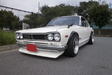 Hakosuka GT-X GT-R for sale (N. 7912)