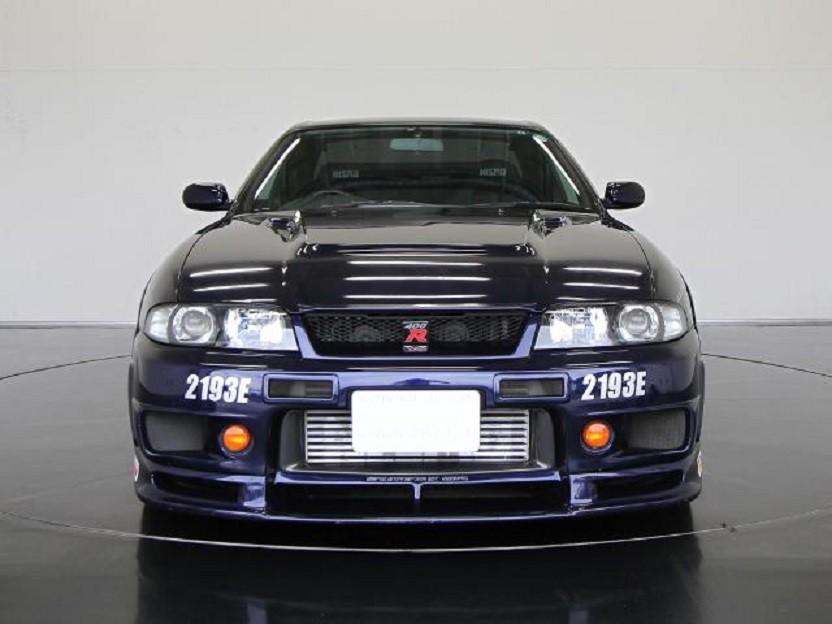 Nissan Skyline Gtr For Sale >> Nissan Skyline GTR 400R Nismo for sale