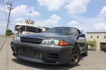 Nissan Skyline coupe GT-R 32 BNR32-004808