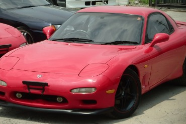 Mazda RX7 for sale (N. 7921)