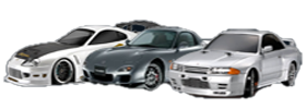 <p><strong>JDM Sports cars sale in Japan. Buy NISSAN Skyline/Toyota Supra/Honda NSX/Subaru WRX/Mazda RX-7 from Japan at cheap price. Import JDM sports cars from Japan with JDM Expo</strong></p>