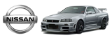 Nissan Skyline / Skyline GTR / GT-R R32 / GT-R R33 / GT-R R34 / GT-R R35 / Nissan Silvia / Silvia S13 for sale Japan. Import cheap/good quality Nissan Skyline GTRs from Japan with JDM EXPO