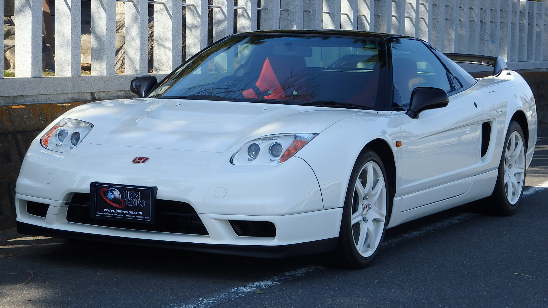 Honda NSX Type R for sale @JDM EXPO