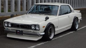 Hakosuka GTR for sale at JDM EXPO
