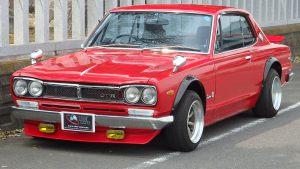 Hakosuka GTX GTR Replica