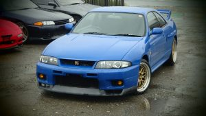 Nissan Skyline GTR R33 for sale