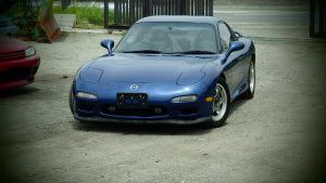 Mazda RX-7 for sale