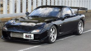 Mazda RX-7 for sale @JDM EXPO