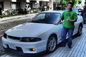 Nick Rendon, US military personnel stationed in Japan after receiving his R33