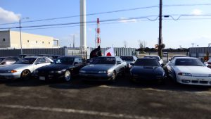 JDM EXPO Nagoya Port Yard
