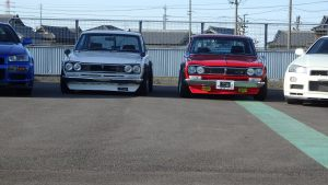 JDM EXPO Skyline Demo Cars