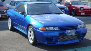 Nissan Skyline GTR R32 for sale at JDM EXPO Yatomi Yard