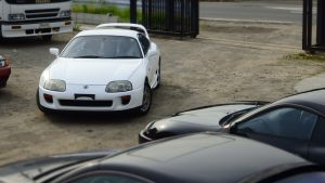 Toyota Supra for sale at JDM EXPO Yatomi Yard #2