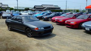 JDM EXPO Yatomi-shi yard 2 - Skyline for sale