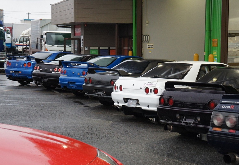 Jdm Expo Best Exporter Of Jdm Skyline Gtr To Usa Europe