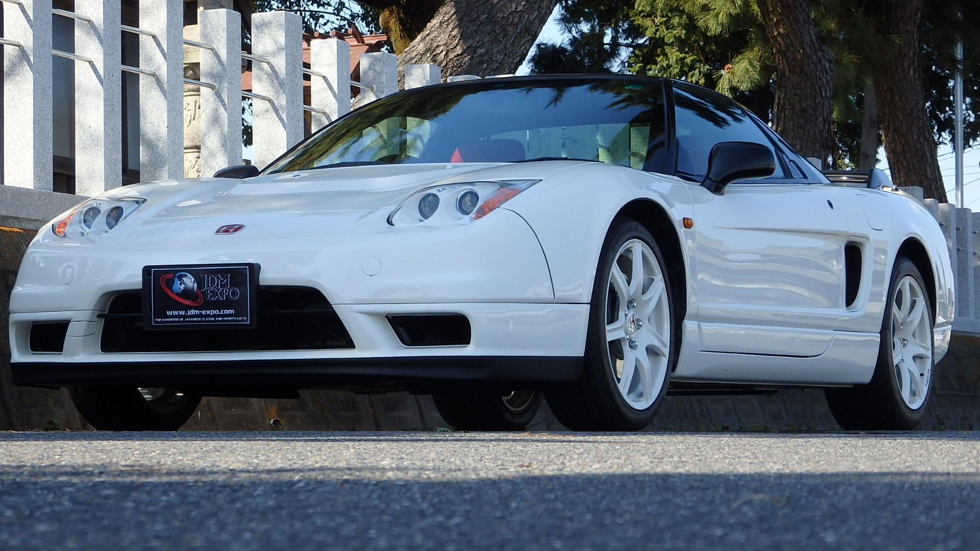 Honda NSX Type R NA2 for sale 2004 NSX-R white JDM cars at ...